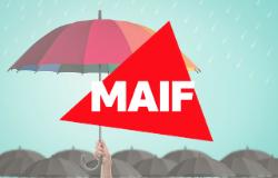 parapluie MAIF - Agence LUCIE