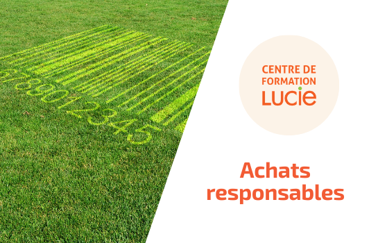 Achats responsables – ISO 20400
