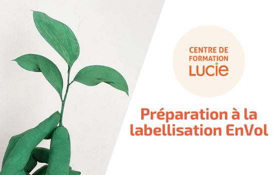 Formation préparation labellisation EnVol, management environnemental
