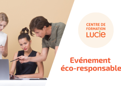 Evenement éco-responsable