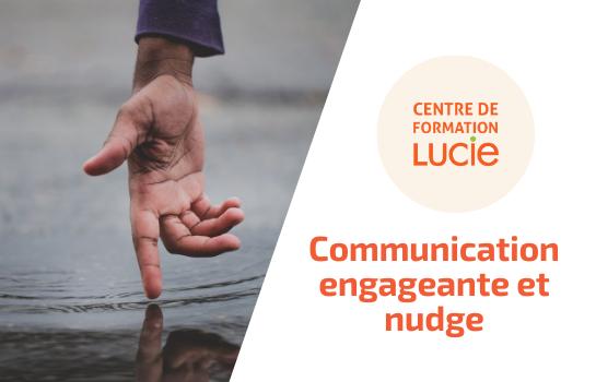 Communication et nudge