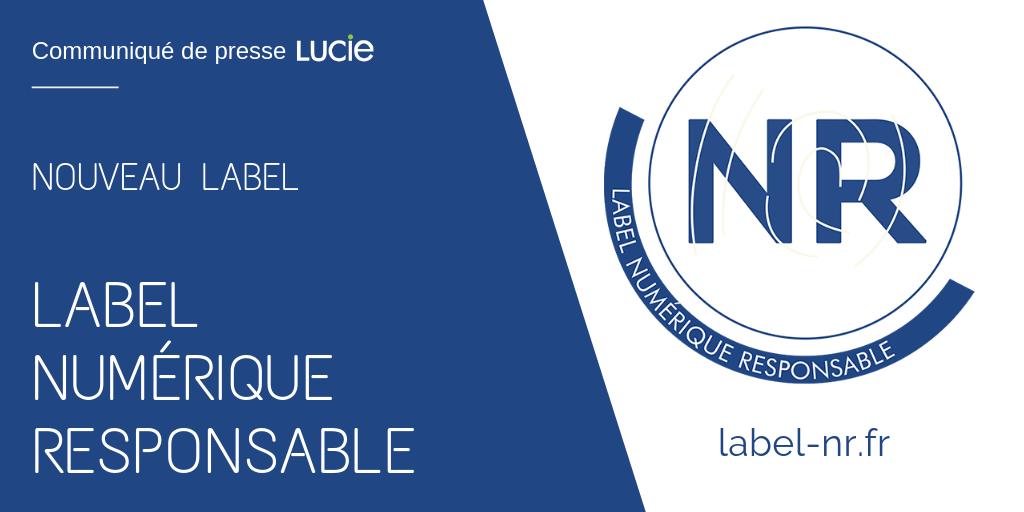 Le premier label Numérique Responsable en France