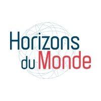 logo entreprise horizons du monde