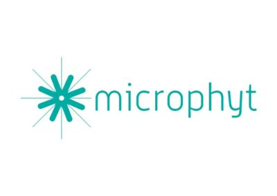 logo Microphyt -Agence LUCIE