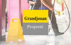 Nettoyage Industriel - Grandjouan Propreté - Agence LUCIE