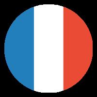 Drapeau France -Agence LUCIE