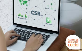 Formation CFL avec ordinateur ayant écrit dessus CSR