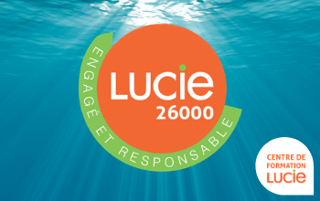 logo LUCIE 26000 - Agence LUCIE