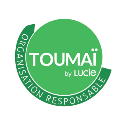 Logo label TOUMAI - Agence LUCIE