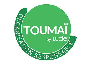 Logo Toumai by LUCIE - Agence LUCIE