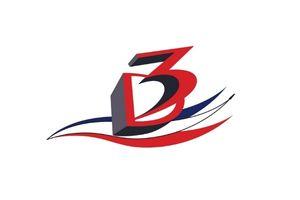 Logo 3D - Agence LUCIE