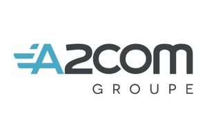 Logo A2COM Groupe - Agence LUCIE