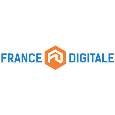 Logo France Digitale - Agence LUCIE