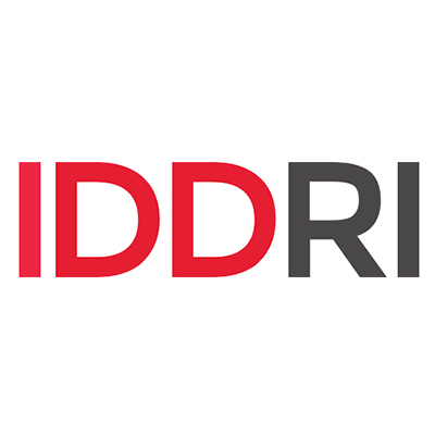 Logo IDDRI - Agence LUCIE