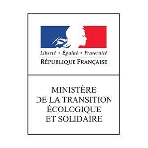 Logo Ministère de la Transition Ecologique et Solidaire - Agence LUCIE