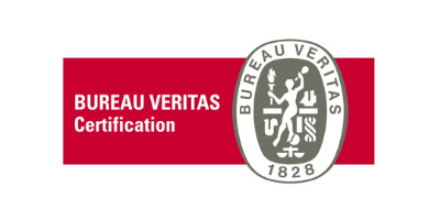 logo Bureau Veritas Certification - Agence LUCIE