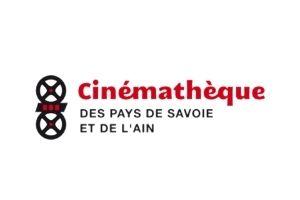 Logo Cinémathèque des pays de Savoie et de l'Ain - Agence LUCIE