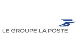 Logo Groupe La Poste - Agence LUCIE