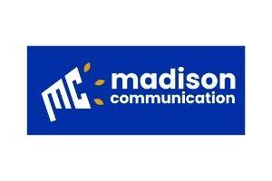 Logo Madison Communication - Agence LUCIE