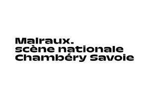 Logo Scène nationale Malraux - Chambéry Savoie - Agence LUCIE