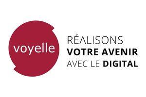 Logo agence Voyelle - Agence LUCIE