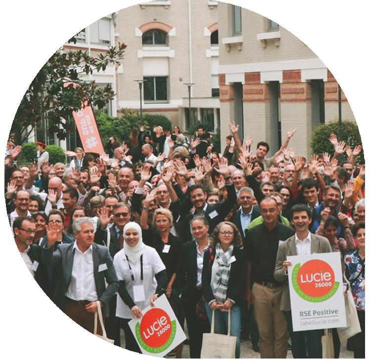 Photo Communauté LUCIE - Agence LUCIE