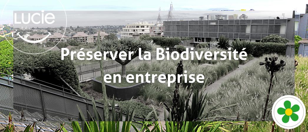 Préserver la biodiversité en entreprise
