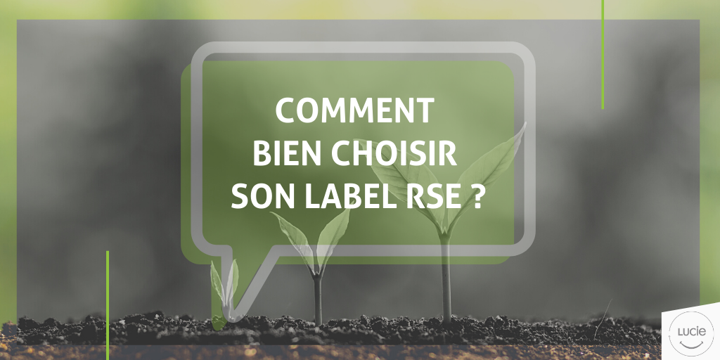infographie labels RSE - Agence LUCIE